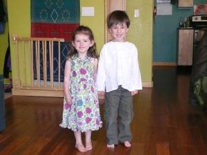 My Mountain Kids - Kaya and Kaiden